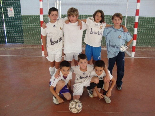 Real Madrid, agosto 2009